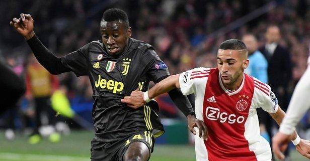 Ajax, Juventus'a geçit vermedi