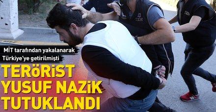 Son dakika... Reyhanlı bombacısı Yusuf Nazik tutuklandı