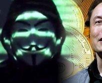 Hacker grubu Anonymous Elon Musk'ı tehdit etti!