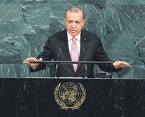 Erdoğandan BM zirvesinde 6 mesaj