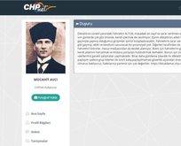 CHPnet'te Altun'a organize saldırı talimatı!