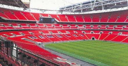 Wembley'e 4.5 milyar TL