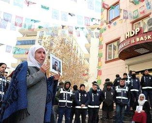 Diyarbakır anneleri HDP'lilere tepki gösterdi: HDP Kürtlerin düşmanı