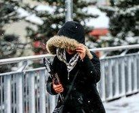 Meteorolojiden o illere son dakika kar yağışı uyarısı