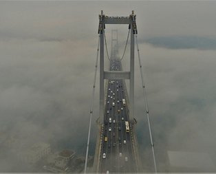Meteoroloji'de son dakika sis ve pus uyarısı