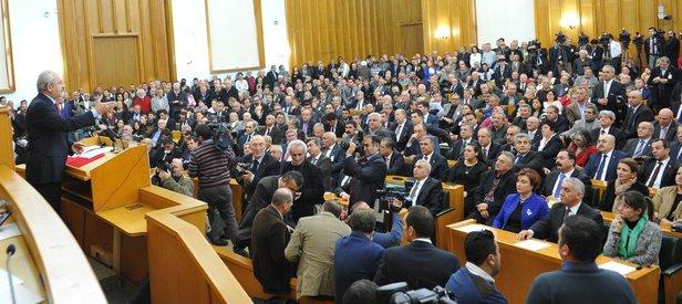 CHPde yeni koltuk savaşı