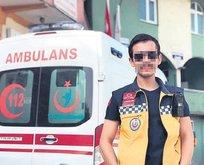 Ambulans şoförü adliyede