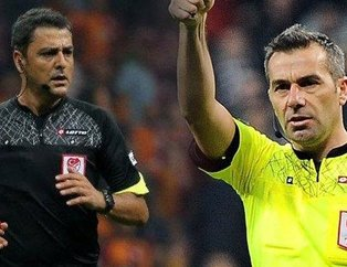 Düdüğü asılan Serkan Çınar ve Bülent Yıldırım için flaş yorum Galatasaray lehine hata yaparsan...
