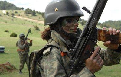 Kahraman Mehmetçik'in terörle mücadele fotoğrafları
