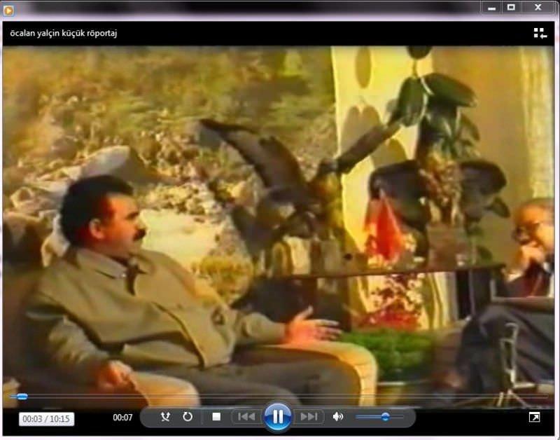 Yalçın Küçük ve PKK