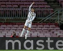 Juventus Barca'yı yedi!