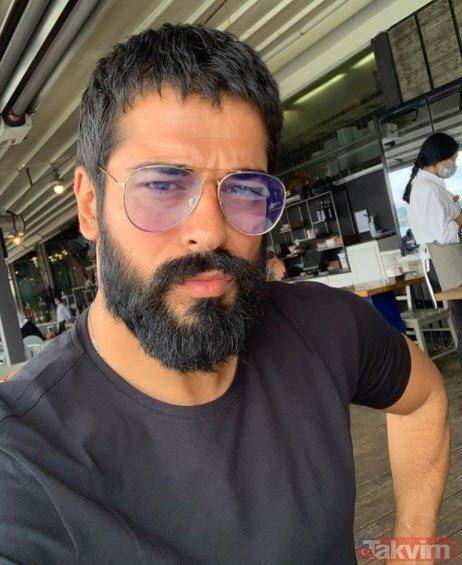 Kuruluş Osman'ın yıldızı Burak Özçivit'in ilki!  Sosyal medya sallandı ... Eşi Fahriye Evcen'in yorumları hızlıydı