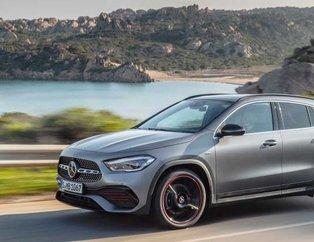Mercedes'in yeni modeli görücüye çıktı! İşte 2020 Mercedes GLA özellikleri ve fotoğrafları