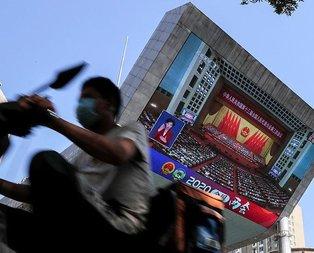 Çin'den ABD'ye Hong Kong uyarısı