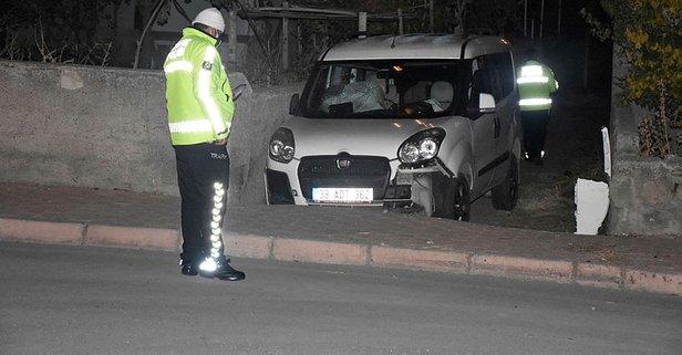 Polise ateş eden uyuşturucu zanlısı...