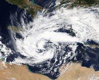 Tropikal fırtına yön değiştirdi!