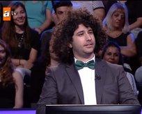 19 yaşındaki genç yarışmacı 1 milyonluk soruya ulaştı!