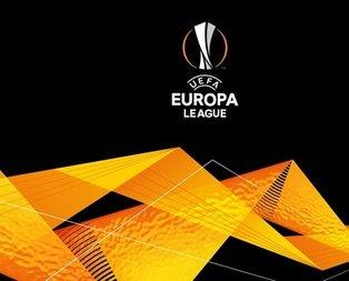 İşte UEFA Avrupa Ligi'ndeki muhtemel rakipler