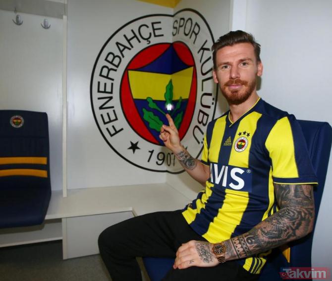 Fenerbahçe'den çek skandalı! Galatasaray...
