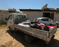 Libyalılar evlerine kavuşuyor