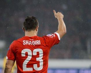Shaqiri'den flaş Galatasaray açıklaması