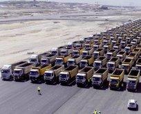 500 adet yeni kamyon aranıyor