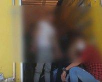 TIR dorsesinde 147 kaçak göçmen...