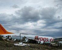 Pegasus uçağı kazasında flaş gelişme! Pilot...