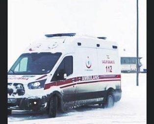 Ambulansla drift!