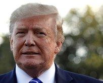 Trump'tan flaş açıklama! O, beni engelliyordu