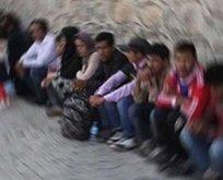 Hepsi Tekirdağ'da yakalandı! Tam 23 kişi...
