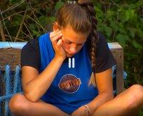 Survivor Nisa yarışmadan ayrıldı mı? Nisa neden ağladı?