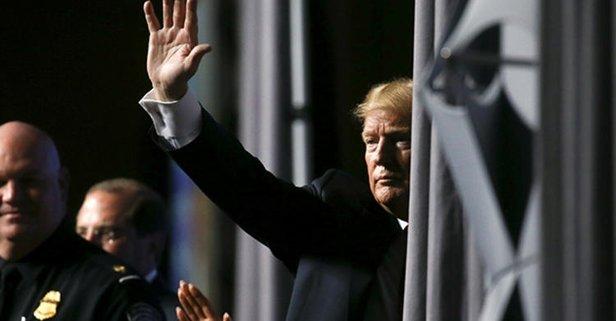Trump'tan flaş 'azil' açıklaması