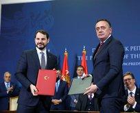 Türkiye ve Sırbistan arasında dev anlaşmalar