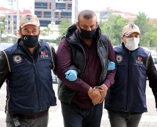 1700 kişinin katili DEAŞ'lı terörist Bolu'da yakalandı!