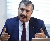 Sağlık Bakanından yıpranma payı açıklaması