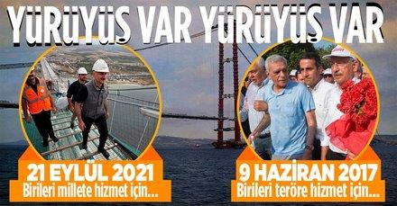 Anadolu'dan Avrupa'ya tarihi adımlar!