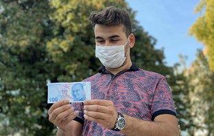 Kasada para olmayınca kendisi bozan 19 yaşındaki genç adam...