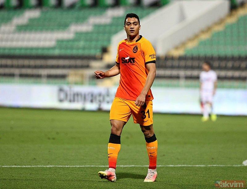 Mostafa Mohamed Galatasaray'dan ayrılıyor mu? Menajerinden canlı yayında flaş açıklama