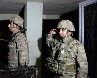 Yeni yıla vatan nöbetinde giren Mehmetçik: Gözünüz arkadan kalmasın