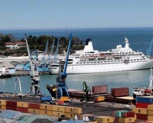 Trabzon Limanı'na 6.3 kat talep