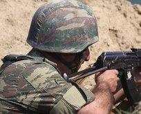 Ermenistan-Azerbaycan sınırında sıcak çatışma!