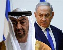 BAE-İsrail anlaşmasına sert tepki!