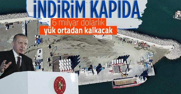 Türkiye 6 milyar dolarlık yükten kurtulacak