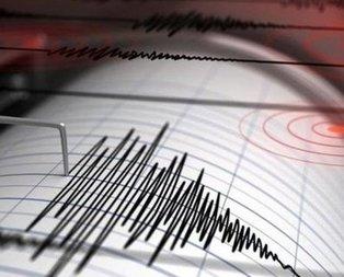 Ağrı'da korkutan deprem!