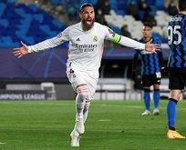 Sergio Ramos farkı!