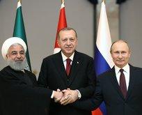Ankara'da tarihi zirve! Dünyanın gözü bu görüşmede