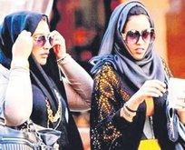 En fazla İranlı turist harcıyor