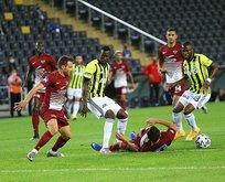 Kadıköy'de gol sesi yok!
