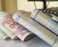 Toplu olarak bankaya yatırılıyor! 7 bin 325 lira...